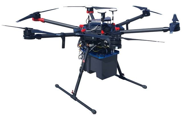 Teledyne Optech's new UAV solution to be highlighted at two